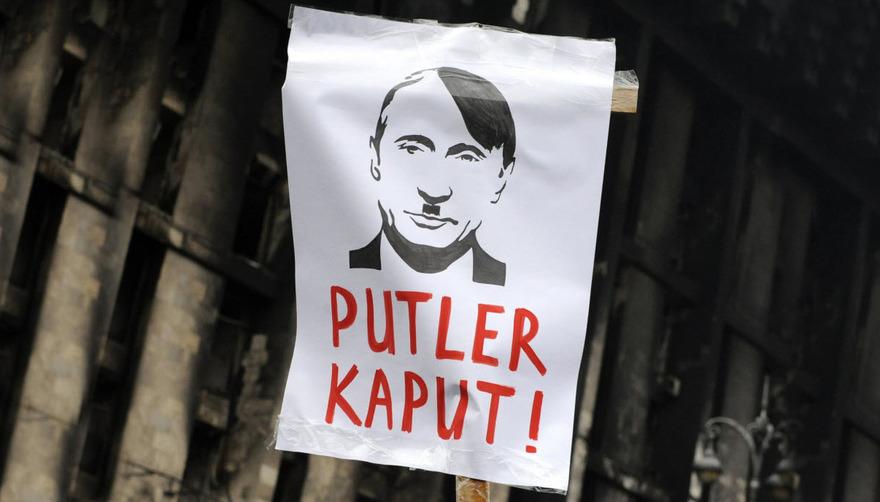 Россия и Путин не изменили своих планов по отношению к Украине. Но никто сдаваться не будет, - Яценюк - Цензор.НЕТ 1976