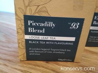 Чай Picadilly Blend
