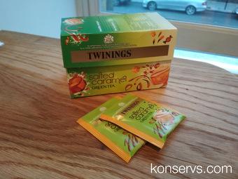 Twinings - карамель